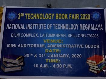 Third Technology Book Fair