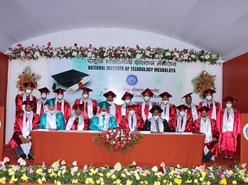 7th Convocation held on 4th December 2020